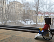 Ребенок-инвалид</br>имеет право </br>выходить на улицу