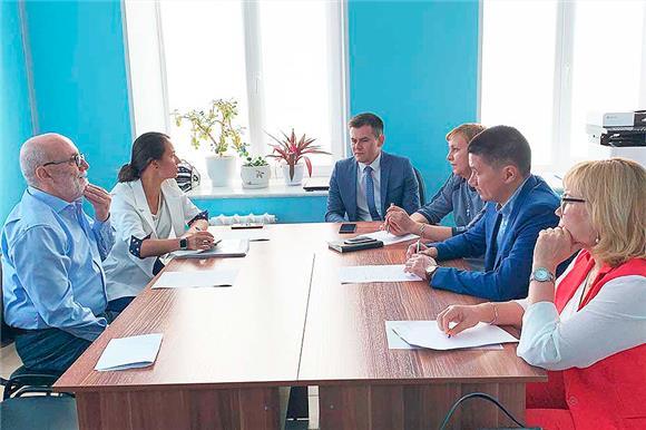 ВУфе зарегистрирована АНО «Башкирский регистр доноров костного мозга»