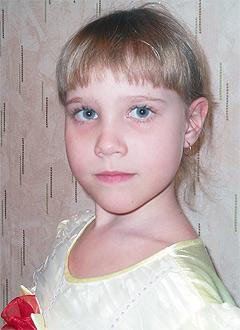 Вика Лобанова, 6 лет, сахарный диабет 1 типа, спасет инсулиновая помпа. 189900 руб.