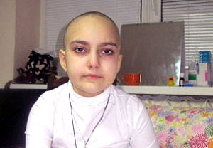 Зина Симонян, 10 лет, злокачественная опухоль – остеогенная саркома бедра, спасет химиотерапия в Медицинском центре имени Сураски (Тель-Авив, Израиль). 2292000 руб.