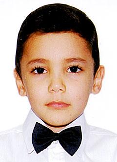 Селим Худайназаров, 7 лет, злокачественная опухоль – нейробластома надпочечника, спасут химиотерапия и интенсивное противоинфекционное лечение. 500000 руб.