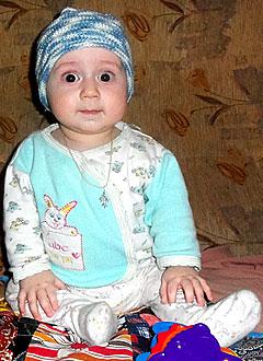 Ваня Костров, 8 месяцев, сложный врожденный порок сердца, спасет операция в Немецком кардиологическом центре (Берлин, Германия). 567919 руб.