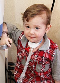 Даня Королев, 3 года, врожденный порок сердца, требуются расходные материалы для ИВЛ. 333407 руб.