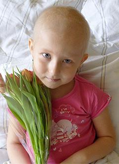 Аня Ломовская, 5 лет, острый лимфобластный лейкоз, туберкулез головного мозга, требуется лечение в клинике Хелиос (Берлин, Германия). 5200000 руб.