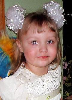 Надя Шестакова, 4 года, врожденная правосторонняя косолапость, требуется лечение. 120000 руб.