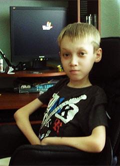 Адель Бадритдинов, 11 лет, спинальная мышечная атрофия Верднига-Гоффманна, состояние после операции на позвоночнике, требуется этапная операция в клинике Ортон (Хельсинки, Финляндия). 549010 руб.