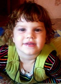 Оля Гомоненко, 3 года, параплегия (паралич) нижних конечностей, нарушение функции тазовых органов после удаления опухоли спинного мозга, спасет лечение и операция в Портланд Госпитале (Лондон, Великобритания). 17682230 руб.