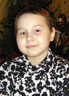 Арина Ельденева, 7 лет, злокачественная опухоль мозга – анапластическая астроцитома с метастазами в спинной мозг, спасут операция и химиотерапия в клинике Харли Стрит (Лондон, Великобритания). 9131888 руб.