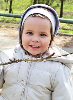 Аня Кучина, 3 года, врожденный порок сердца, спасет эндоваскулярная операция. 193810 руб.