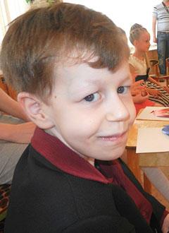 Коля Якименко,  8 лет, детский церебральный паралич, требуется лечение. 199740 руб.