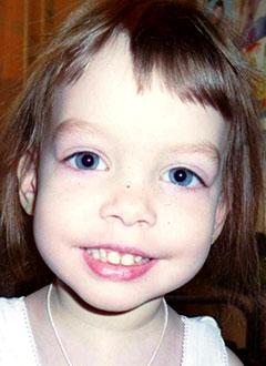 Катя Андоньева, 5 лет, сахарный диабет 1 типа, требуется инсулиновая помпа и расходные материалы. 199676 руб.