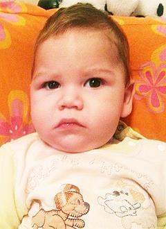 Рома Зверковский, 1 год, спастический тетрапарез, требуется лечение. 199620 руб.