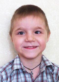 Леня Дубский, 5 лет, органическое поражение головного мозга, требуется лечение. 199620 руб.