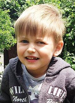 Илья Голубовский, 5 лет, детский церебральный паралич, требуется лечение. 199430 руб.