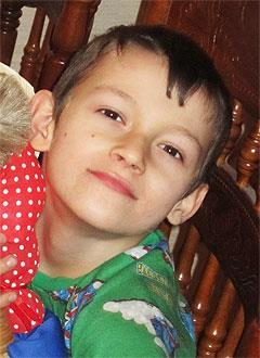 Кирилл Буднецкий, 14 лет, детский церебральный паралич, требуется лечение. 190800 руб.