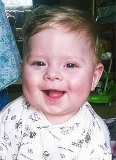 Даня Перцев, 11 месяцев, врожденный гиперинсулинизм, требуется лекарство. 101448 руб.