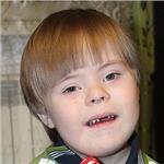 Владик Володин, синдром Дауна, грубая задержка психоречевого развития, требуется курсовое лечение, 199200 руб.