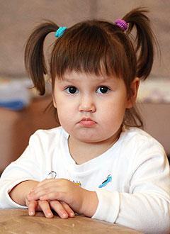Аделя Хайруллина, 2 года, врожденный порок сердца, спасет эндоваскулярная операция, требуется окклюдер. 198072 руб.