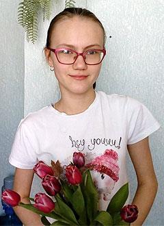 Маша Подольская, 14 лет, прогрессирующий сколиоз 2-й степени, требуется ортопедический корсет. 145390 руб.