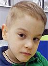 Петя Долбня, детский церебральный паралич, требуется специальное кресло-коляска, 70325 руб.