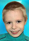 Рома Енваев, 6 лет, врожденная двусторонняя косолапость, рецидив, требуется лечение. 195450 руб.