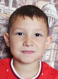 Толик Кошелев, 7 лет, врожденный порок сердца, спасет эндоваскулярная операция, требуется окклюдер. 259098 руб.