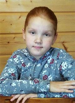 Амалия Валитова, 9 лет, сахарный диабет 1-го типа, требуются расходные материалы к инсулиновой помпе на год. 133675 руб.