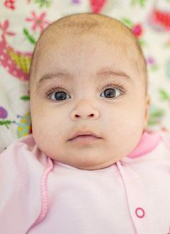 Даша Гвоздёва, 4 месяца, врожденный острый миелобластный лейкоз, спасут лекарства. 1791500 руб.