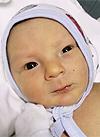 Альвин Кюнцель, 2 недели, сложный врожденный порок сердца, спасет операция. 450343 руб.