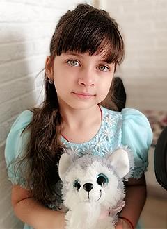 Лиза Митрофанова, 5 лет, врожденный порок сердца, спасет эндоваскулярная операция. 339063 руб.