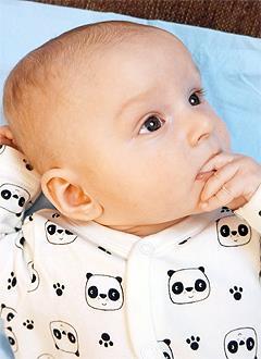 Алеша Агеев, 4 месяца, деформация черепа, требуется лечение специальными шлемами. 48770 руб.